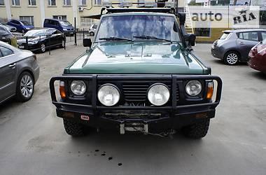 Nissan Patrol  OffRoad/TDI 1992