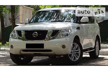Nissan Patrol Full  2012