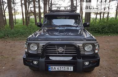 Nissan Patrol  1997