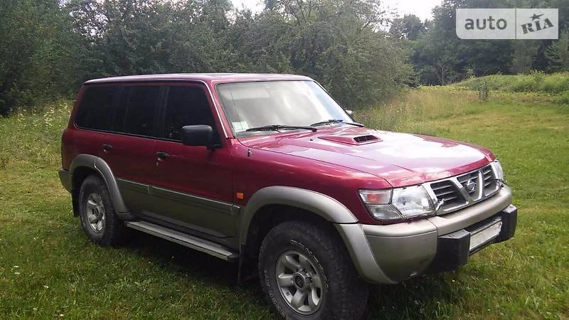 Nissan Patrol 1998 року