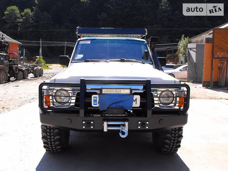 Nissan Patrol 1994 року