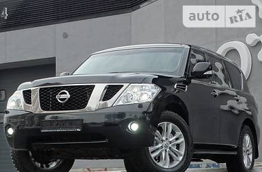 Nissan Patrol V IDEALE. OBSLUJENA. 2012