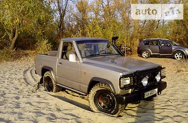 Nissan Patrol Y260 HARDTOP 1990