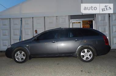 Nissan Primera  12 2004