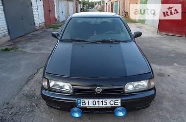 Nissan Primera P10 SLX 1991