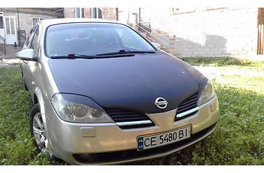 Nissan Primera 1.6i 2002