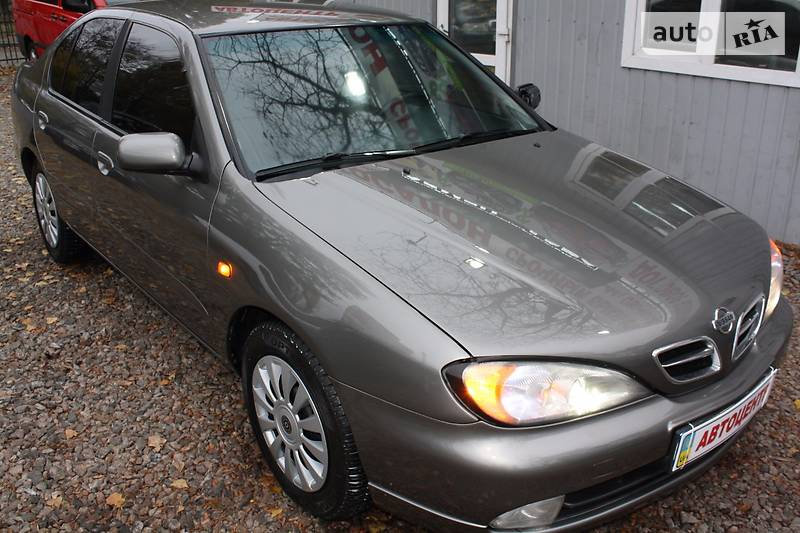 Nissan Primera 2000 года