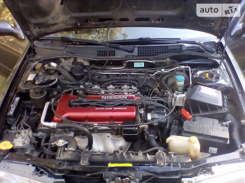 Nissan Primera 1992 года