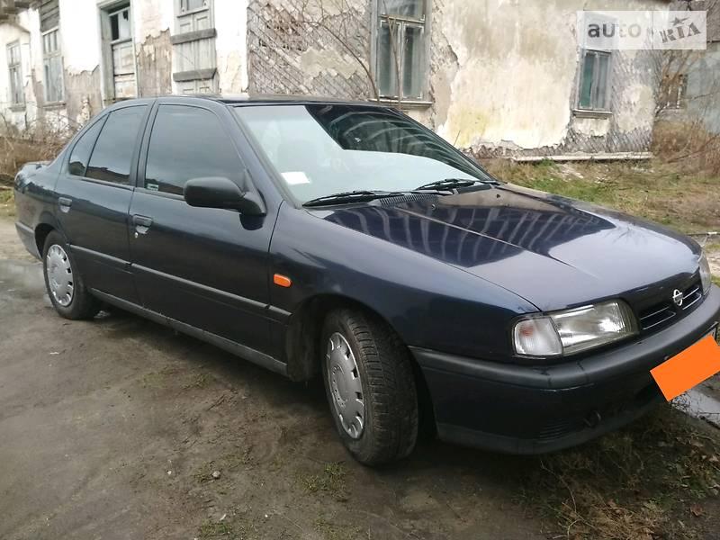 Nissan Primera 1994 года