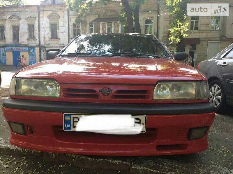 Nissan Primera 1991 года