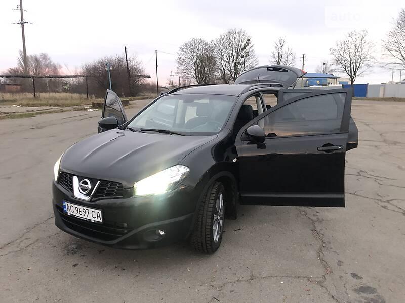 Nissan Qashqai+2