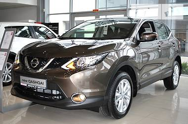 Nissan Qashqai 1.6 dCi AT SE 2017