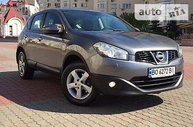 Nissan Qashqai 2.0i AWD 2014