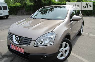 Nissan Qashqai 2.0 FULL EDITION 2009
