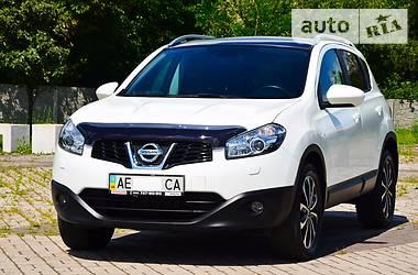 Nissan Qashqai 2.0-4X4-MAXIMAL 2013
