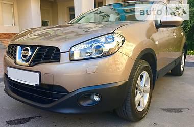 Nissan Qashqai 2.0 4WD 2012