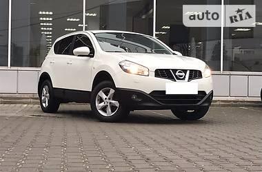 Nissan Qashqai 2.0-GAS 2012
