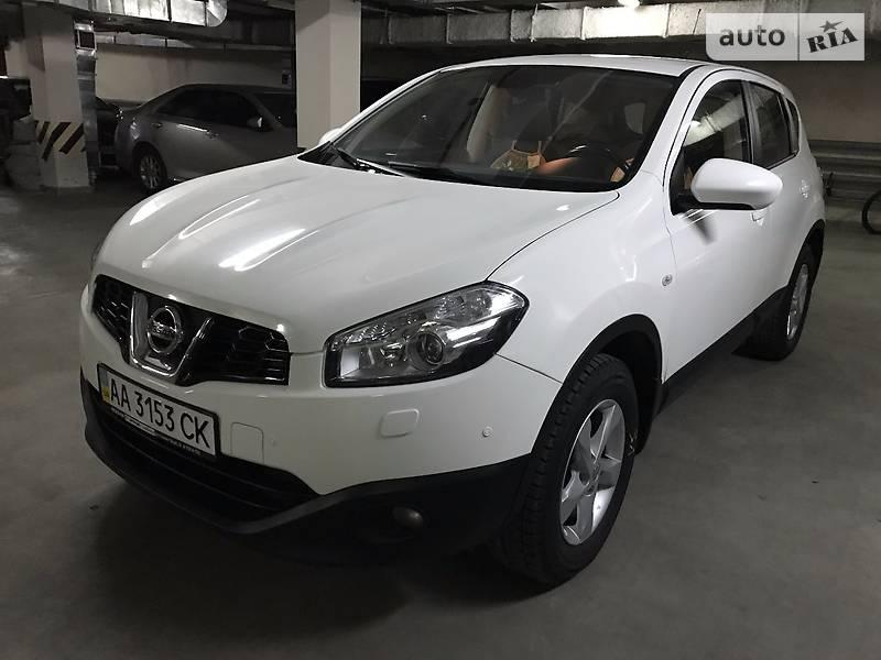 Nissan Qashqai 2012 года