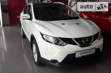 Nissan Qashqai LE+ 2017