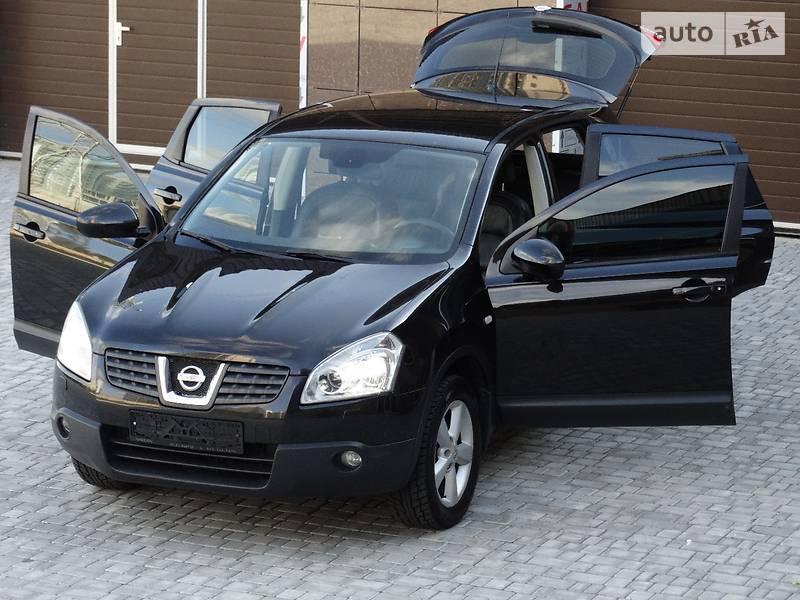 Nissan Qashqai 2008 года