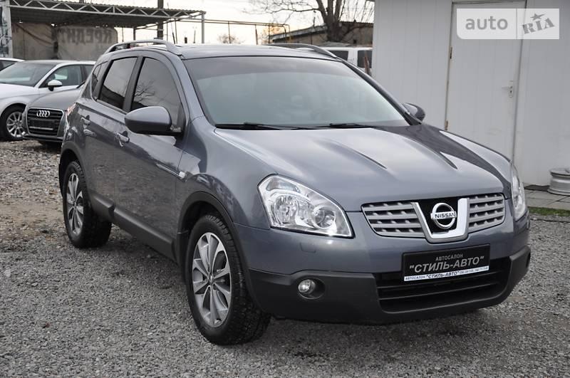 Nissan Qashqai 2009 года