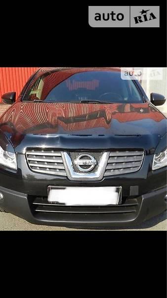 Nissan Qashqai 2009 року