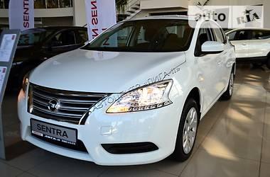 Nissan Sentra 1.6 CVT Comfort 2015
