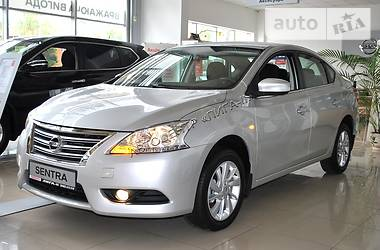 Nissan Sentra 1.6 CVT ELEGANCE 2015