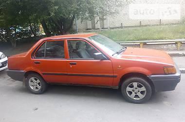 Nissan Sunny 1.4 LX 1989