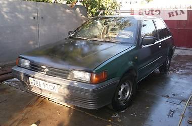 Nissan Sunny LX 1989