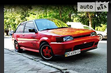 Nissan Sunny 1.8 GTI 125 hp 1990