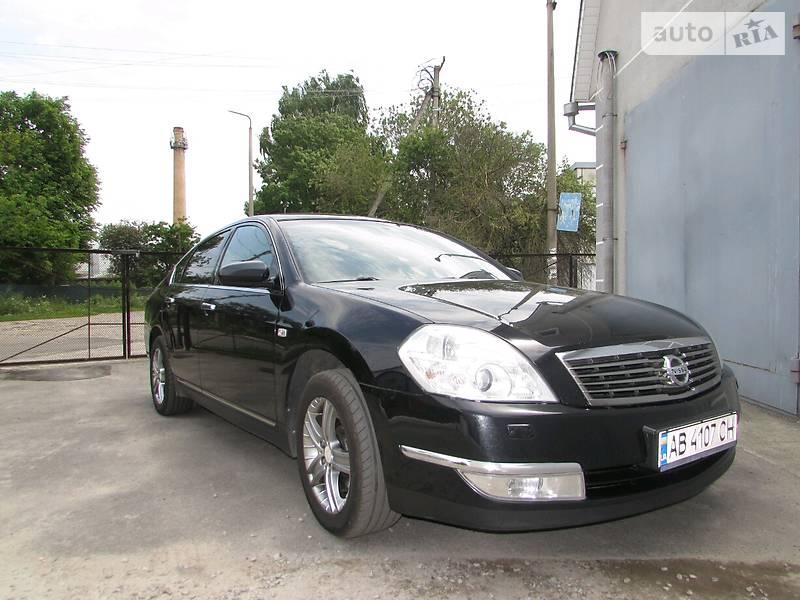 Nissan Teana 2007 года