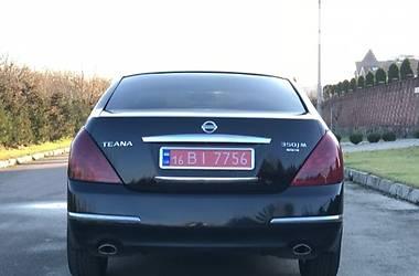 Nissan Teana 3.5 газ FULL 2007
