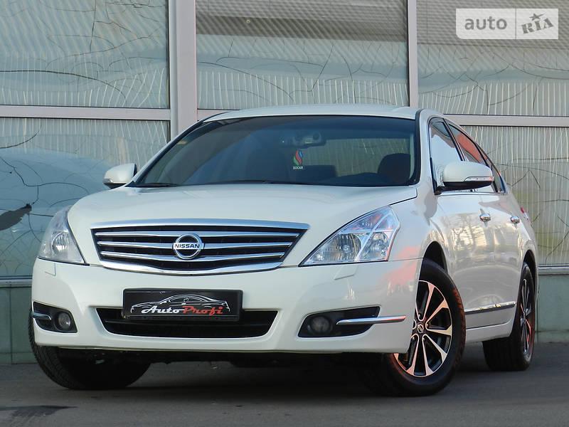Nissan Teana 2013 года