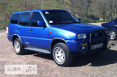 Nissan Terrano  1995