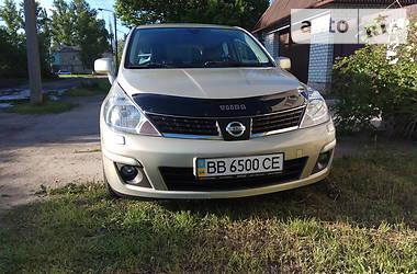 Nissan TIIDA TEKNA 2008