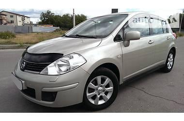 Nissan TIIDA 1.6i 2008