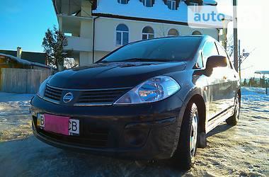 Nissan TIIDA visia 2008