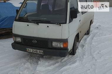 Nissan Urvan  1989