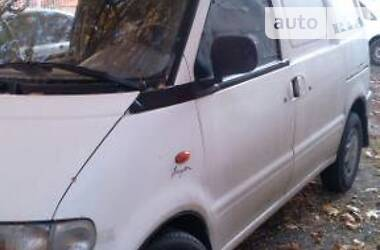 Nissan Vanette груз.  1998