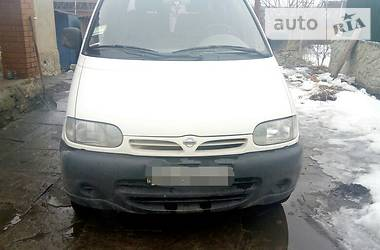 Nissan Vanette груз.  1997