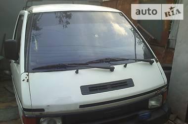 Nissan Vanette груз.  1989