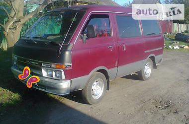 Nissan Vanette пасс.  1994