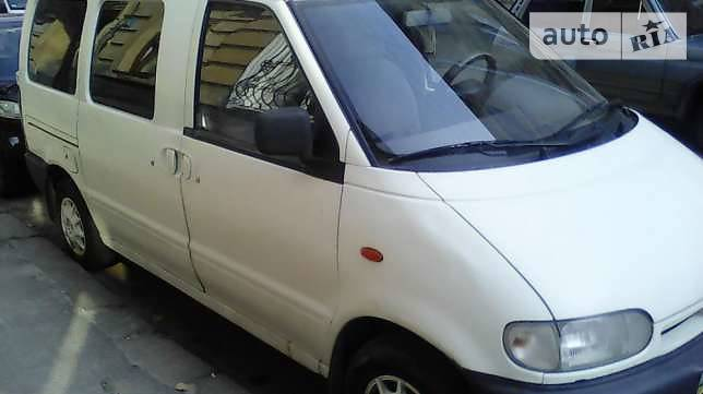 Nissan Vanette 1999 года