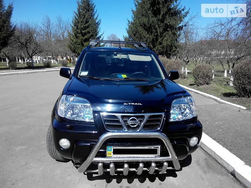 Nissan X-Trail 2003 года