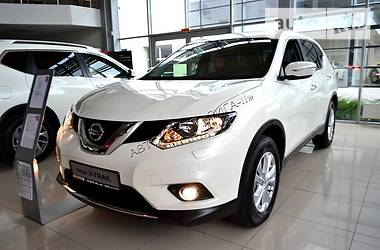Nissan X-Trail 1.6 Dci AT Comfort 2016