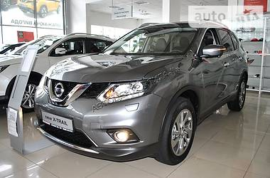 Nissan X-Trail 1.6D AT LE StyleNavi 2016