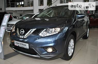 Nissan X-Trail 1.6 dCi AT SE Navi 2017