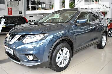 Nissan X-Trail 1.6 dCi AT SE Navi 2016