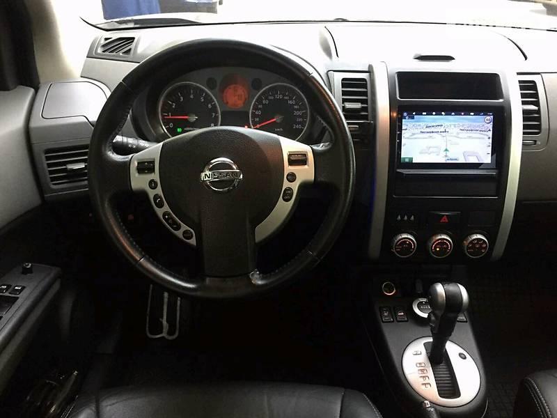 Nissan X-Trail 2009 года